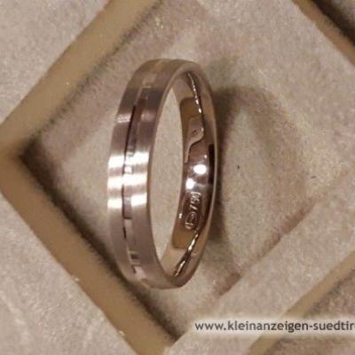 Ring in 750er Gold zu verkaufen. 18ct. - thumb