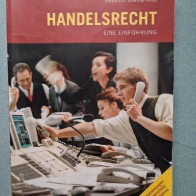 Handelsrecht von Alexander Brenner-Knoll - thumb