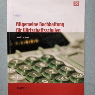 Allgemeine Buchhaltung für Wirtschaftsschulen - thumb