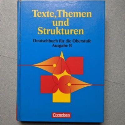 Texte, Themen und Strukturen - thumb