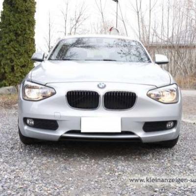 BMW 116 Serie 1 (F20) 5p. Business 13.500€ wie neu - thumb