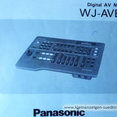 DIGITAL AV -   MISCHPULT von PANASONIC - thumb