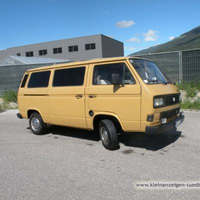 VW T3, 1986 - thumb