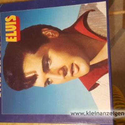 Schallplatten Elvis - thumb