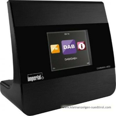 Digitalradio Imperial Dabman i400 - thumb