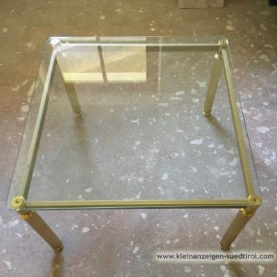 Glastisch zu verkaufen - thumb