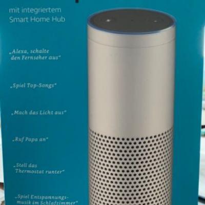 Amazon echo plus - thumb