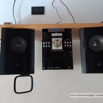 Stereoanlage SHARP - thumb