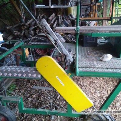 Erntebühne Oleomec zu verkaufen - thumb