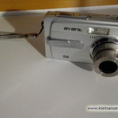 Fotocamera digitale Avant S6 - thumb