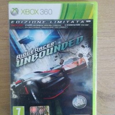 Ridge Racer Unbounded - XBOX - thumb