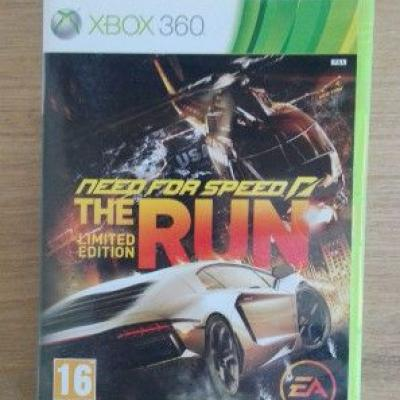 Need for Speed The Run - Limited Edition XBOX - thumb