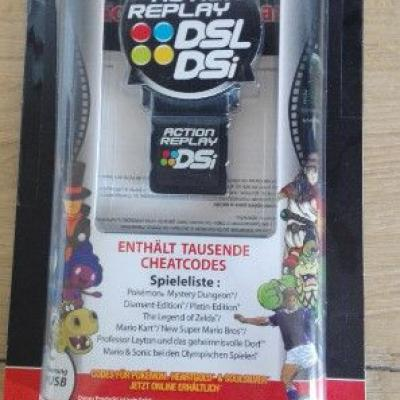 Action Replay DSL DSi - thumb