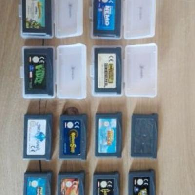 Diverse Gameboyspiele - thumb