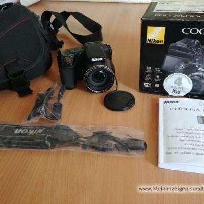 Nikon Coolpix L840 - thumb