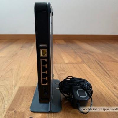 NETGEAR N600 Router zu verkaufen - thumb