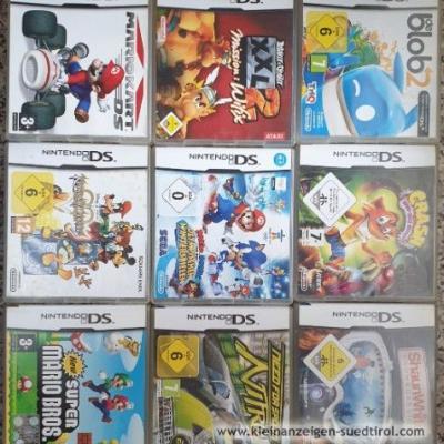 Nintendo DS Spiele - thumb