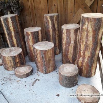 Baumscheiben in verschiedenen Grösen - thumb
