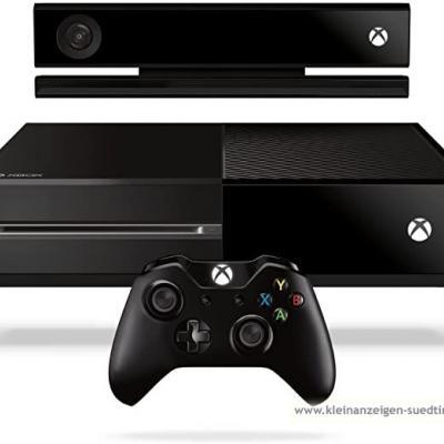 Xbox One mit Kinekt und Spielen um 140€ - thumb