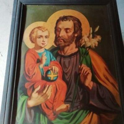 Verschenke Heiligenbilder - thumb