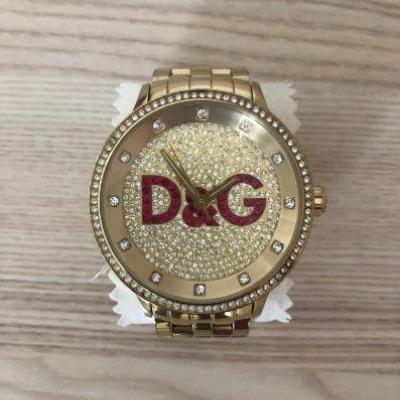 D&G Damenuhr Gold - thumb