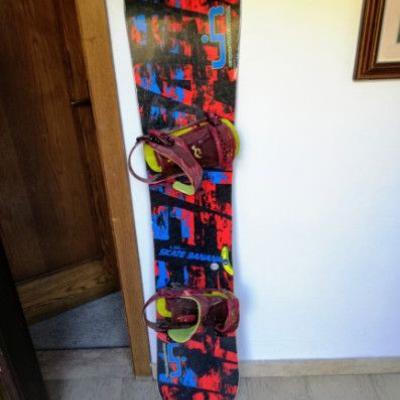 Snowboard Skatebanana - thumb