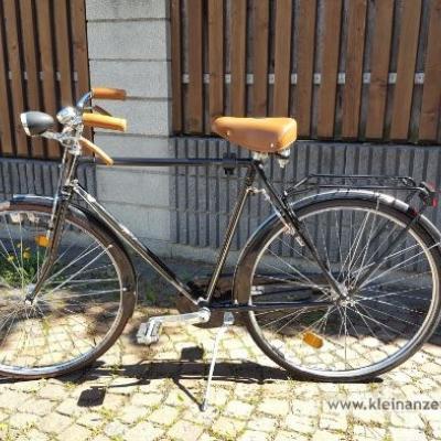 Bianchi Vintage Fahhrad - thumb