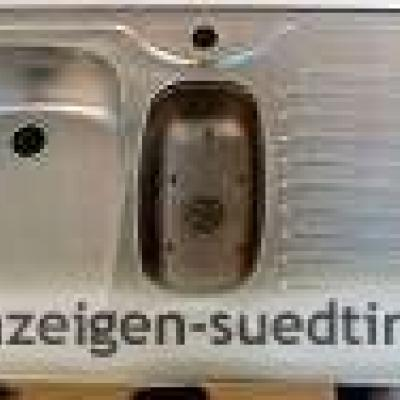 Spülbecken Küche Star INOX Neu - thumb