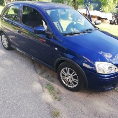 Opel Corsa (GANZ) billig herzugeben - thumb
