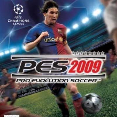 Pro Evolution Soccer 2009 - thumb