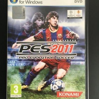 Pro Evolution Soccer 2011 - thumb