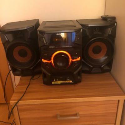 Stereoanlage von sony - thumb