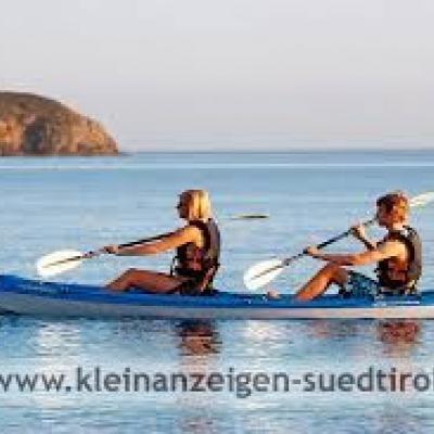 Ruder-Kayak TOBAGO Blue 380€ - thumb