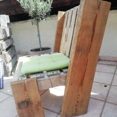 Ich biete Terrassenmöbel an... - thumb