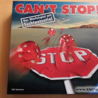 Würfelspiel Can\'t stop von Ravensburg - thumb