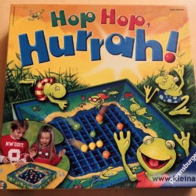 Hop Hop Hurrah von Ravensburg - thumb