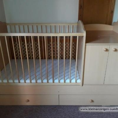 Babybett verkaufen - thumb