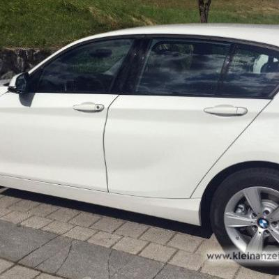 Original BMW 1er Felgen + Sommerreifen 205/55 R16 - thumb