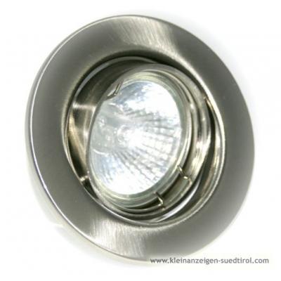 5 neue Einbaustrahler Leuchte Lampe Beleuchtung - thumb
