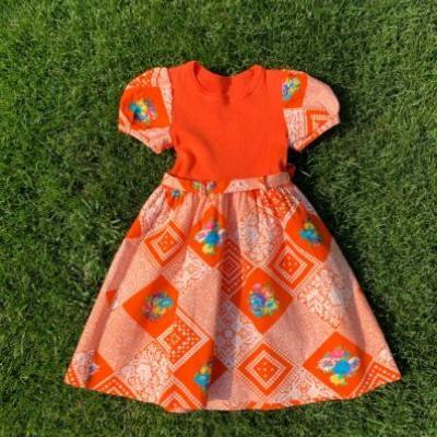 Süßes Kleid für ca. 4 Jahre - thumb