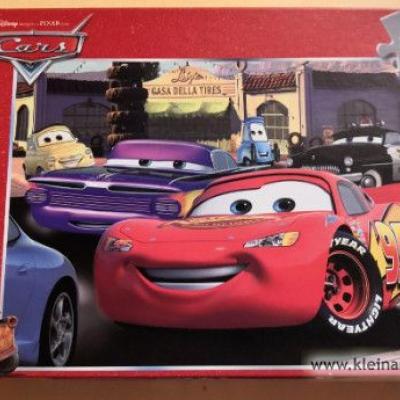 Cars Puzzle - thumb