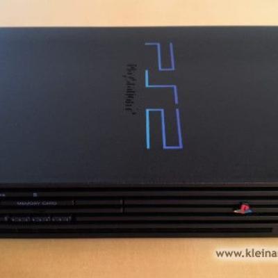Playstation 2 mit div. Zubehör - thumb