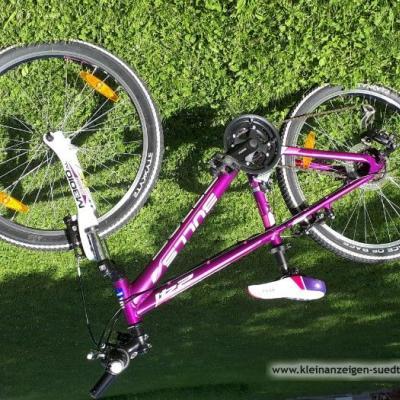 Verkaufe Mädchenmountainbike - thumb