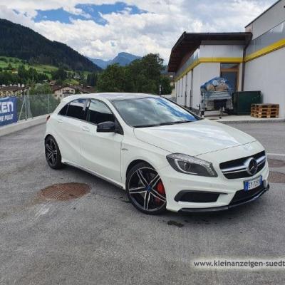 Verkaufe Mercedes a45 amg - thumb