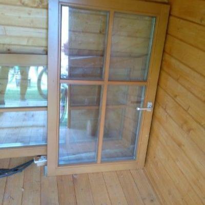 Fenster für den Außenbereich - thumb