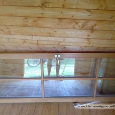Glastür für den Außenbereich - thumb