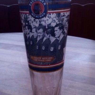 Biergläser des FC. Bayern - thumb