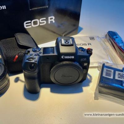 Canon R Vollformatkamera - thumb