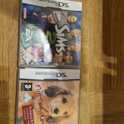 Verkaufe NintendoDS Spiele - thumb