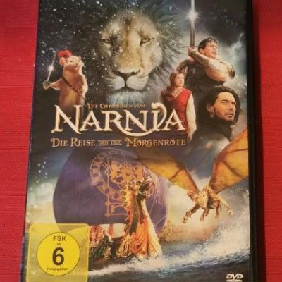 Verkaufe Narnia Die Reise auf der Morgenröte - thumb